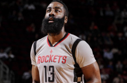 James Harden Torches Pels For 39