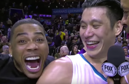 Jeremy Lin Leads Hornets Past Spurs