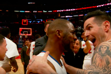 JJ Redick Sinks Portland at the Buzzer