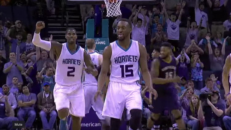 Kemba Walker Stings Pelicans For 35 Points