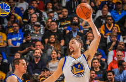 Klay Thompson Drops 40 on Philly