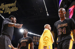 Kobe Bryant Drops 28 In Lakers Loss