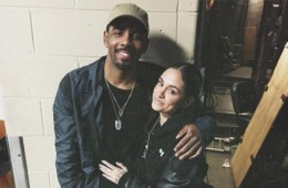 Kyrie Irving Addresses Kehlani Suicide Attempt