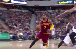 Kyrie Irving Drops 30 On Kings, Cavs Win