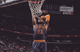 LeBron James Dunks Everything, Cavs Beat Bucks