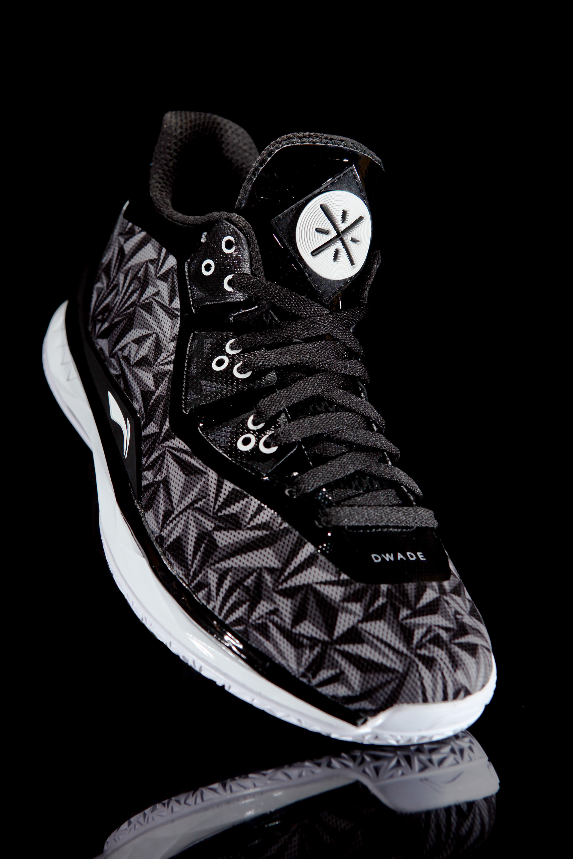 Li-Ning Way of Wade 4 Origami Stealth