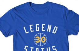 Loyal to a Tee x Stephen Curry Legend Status Tee