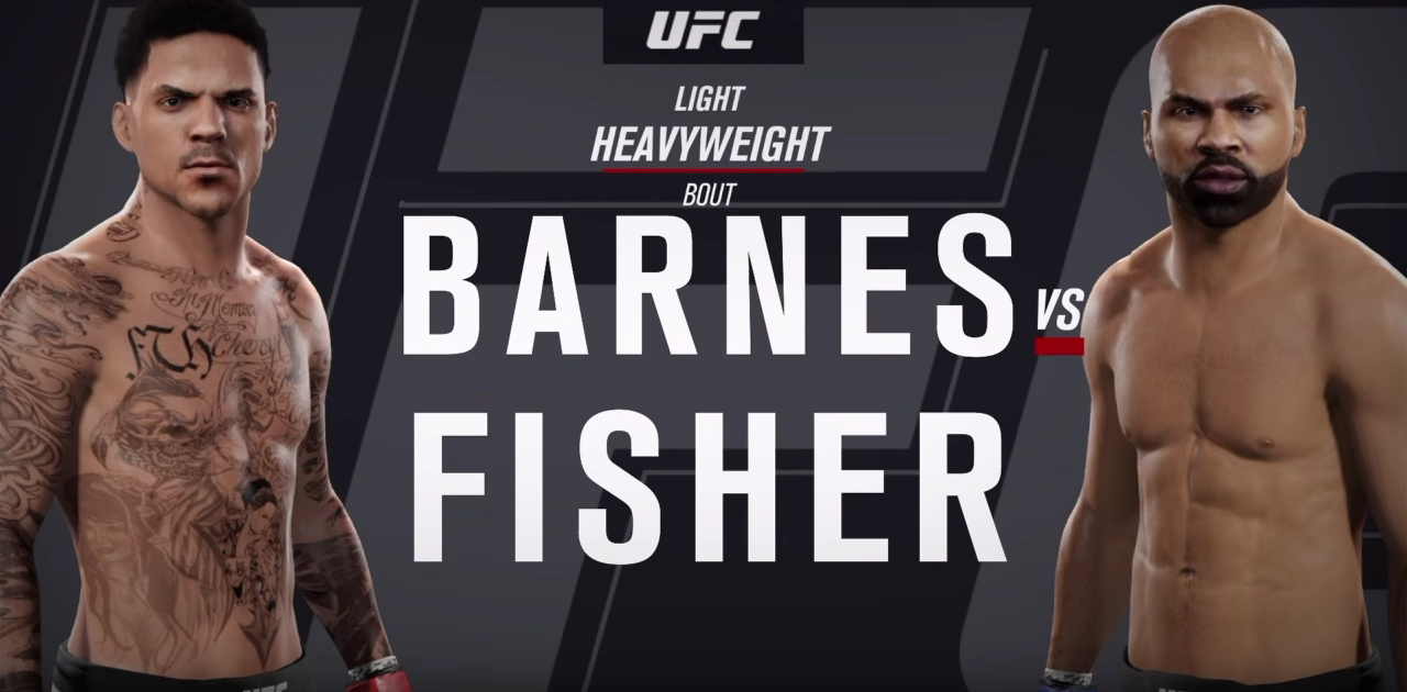 Matt Barnes vs Derek Fisher UFC Fight
