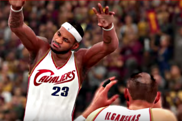 NBA 2K16 x Legends of the 2000s