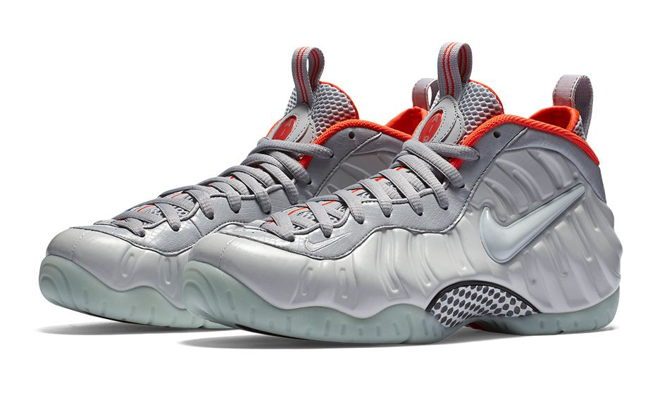 Nike Air Foamposite Platinum Pro