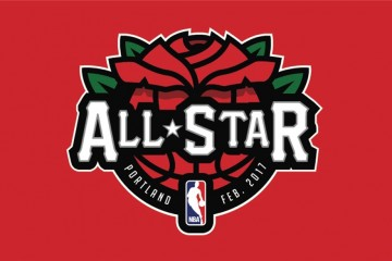 Portland NBA All-Star Weekend Branding Concept