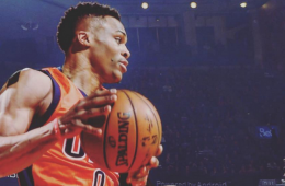 Russell Westbrook Gets 16th Triple-Double