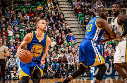 Stephen Curry, Warriors Beat Utah In OT
