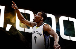 Tony Allen Leads Grizzlies Upset Over Cavs