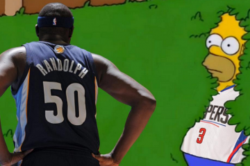 Zach Randolph Gets First Career Triple-Double