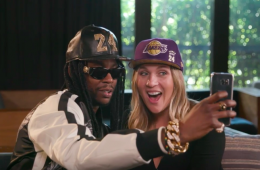 2 Chainz With Two Super Expensive Kobe Bryant Hats