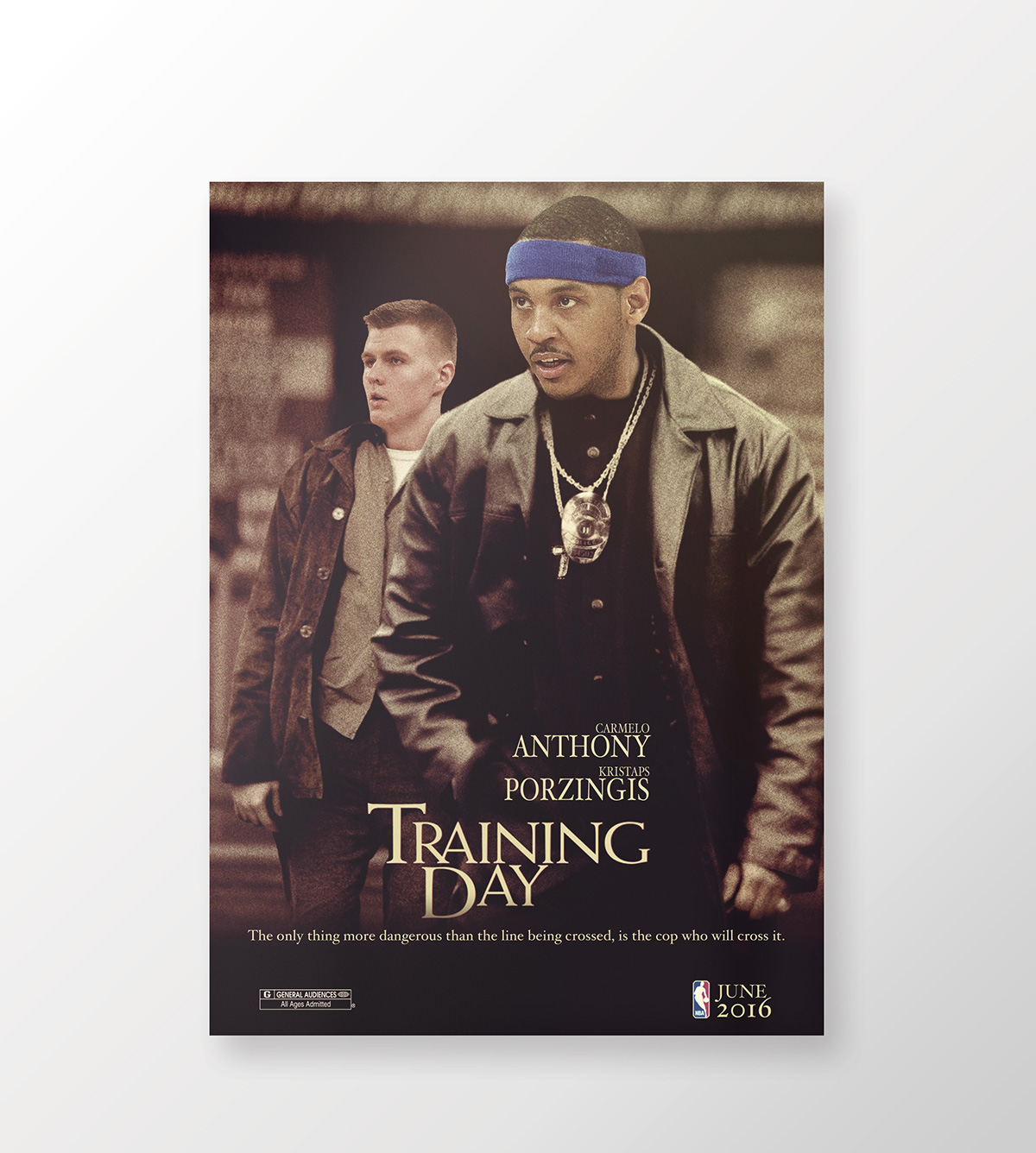 NBA Movie Posters