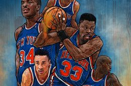 90's New York Knicks