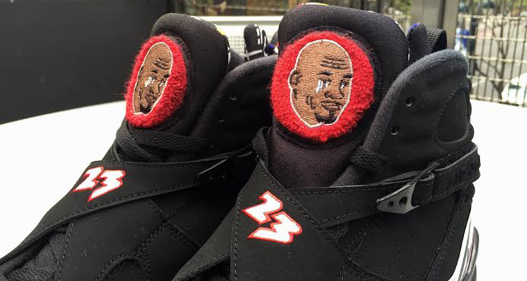 Air Jordan 8 'Crying Meme'