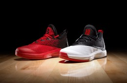 adidas, James Harden Reveal Crazylight Boost 2.5
