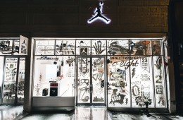 Jordan Brand 166 Flatbush Pop–Up Shop Returns