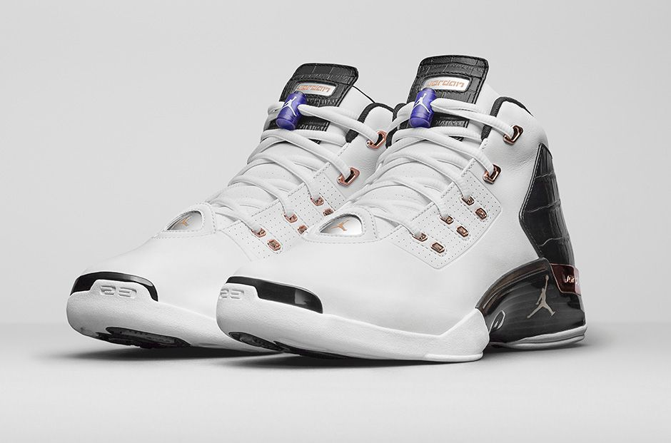 Air Jordan 17+ Retro Copper