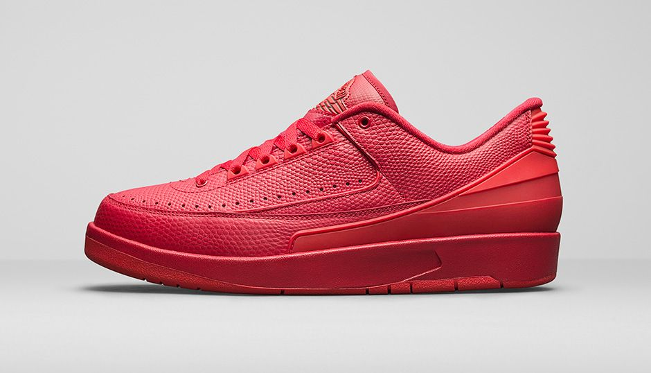 cheap for discount d9f26 94e94 Air Jordan 2 Retro Low Gym Red – Hooped Up