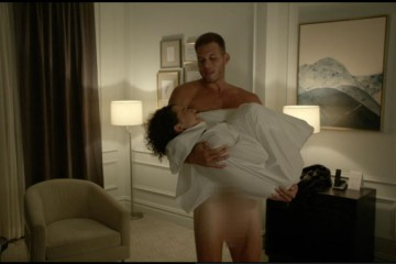 Blake Griffin Broad City Nude Scene