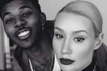 Iggy Azalea Still Pretty Mad at Nick Young