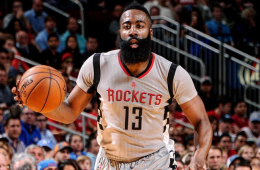 James Harden Explodes on OKC, Rockets Win