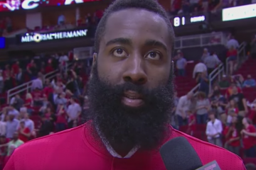 James Harden Powers Houston Into the Playoffs