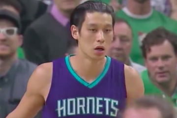 Jeremy Lin Hangs 25 Points On Boston In Hornets Win