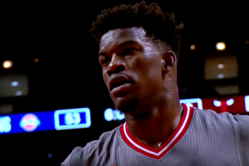 Jimmy Butler Records First Career Triple-Double
