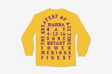 Kanye West Selling 'I Feel Like Kobe' Tees