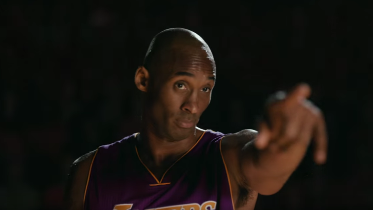 Kobe Bryant 'The Conductor' Nike Commercial