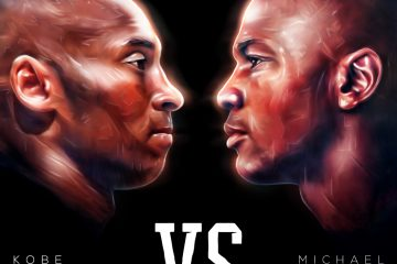 Kobe Bryant vs Michael Jordan Final Career Comparison
