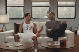 Kobe Bryant x Michael B. Jordan Apple TV Commercial