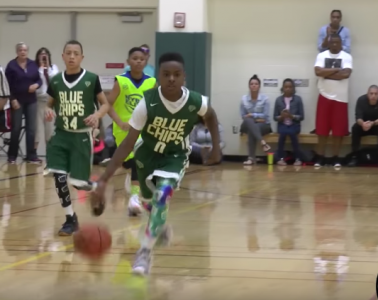 LeBron James Jr. Puts On a Show at King James Classic