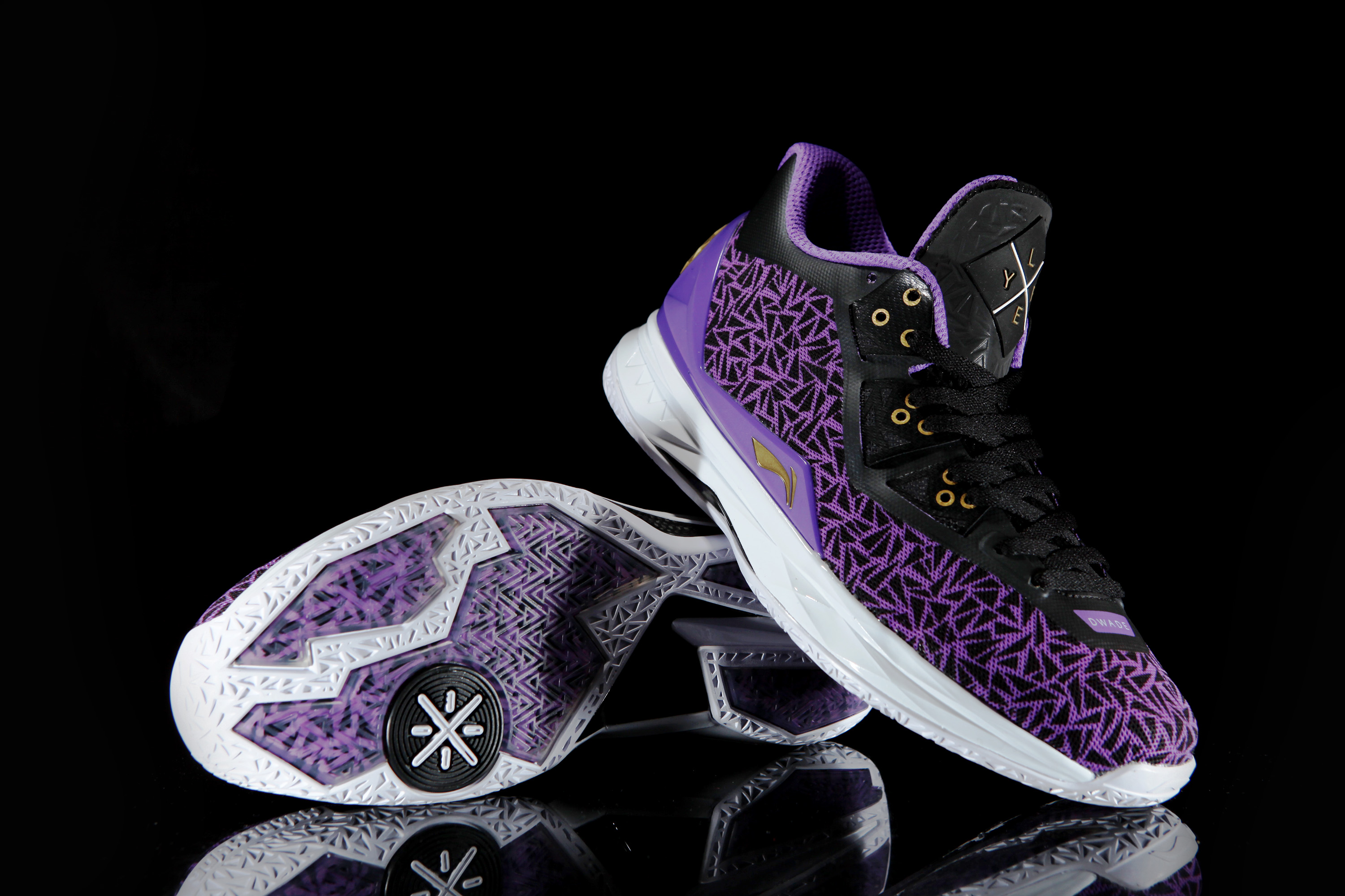 Li-Ning Way of Wade 4 LYFE