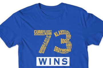 Loyal to a Tee x Golden State Warriors '73 Wins'