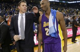 Luke Walton to Become New Lakers Head Coach