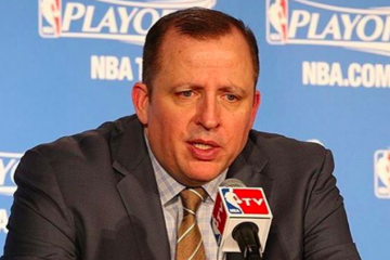 Minnesota Timberwolves Agree to Terms with Tom Thibodeau