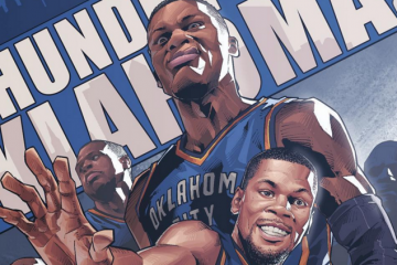 Oklahoma City Thunder Playoff Squad