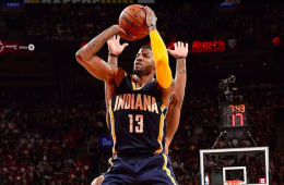 Paul George, Pacers Beat Toronto In Game 1