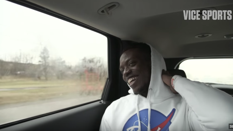 Ride Along Discussion with Reggie Jackson