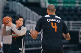 Rookie/Vet: Tyson Chandler x Devin Booker (Episode 3)