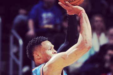 Russell Westbrook Collects 17th Triple-Double