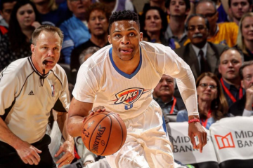 Russell Westbrook Collects 18th Triple-Double