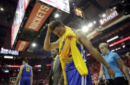 Stephen Curry Could Be Out Two Weeks
