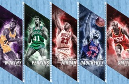 UNC NBA Pipeline Wall Graphics